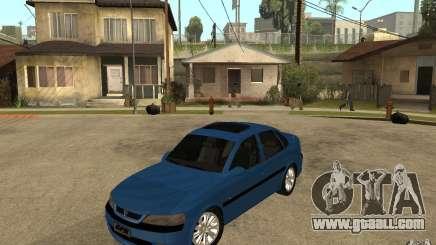 Opel Vectra CD 1997 for GTA San Andreas
