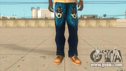 Remix-Evisu-Joker-Burberry Hose for GTA San Andreas