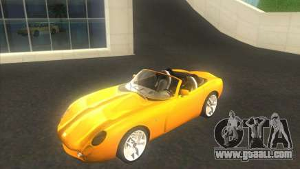 TVR Tuscan for GTA San Andreas
