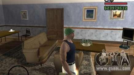 Molotov cocktail of Mafia 2 for GTA San Andreas
