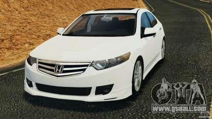 Honda Accord Type S 2008 for GTA 4