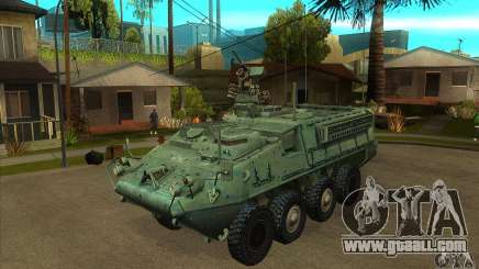 Stryker for GTA San Andreas