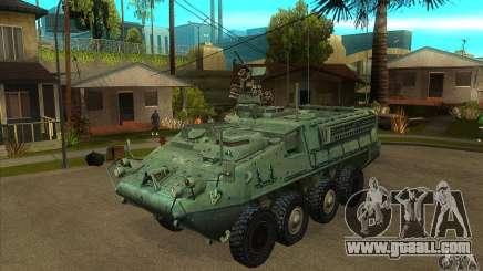 Stryker for GTA San Andreas
