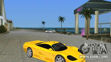 Saleen S7 for GTA Vice City