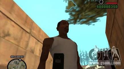 The Detonator for GTA San Andreas