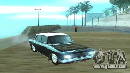 Moskvich 2140 Dragster for GTA San Andreas