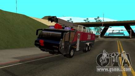 MAN Rosenbauer for GTA San Andreas