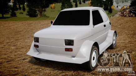 Fiat 126p Bis Rally for GTA 4