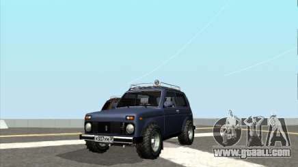 VAZ 21213 Offroad for GTA San Andreas