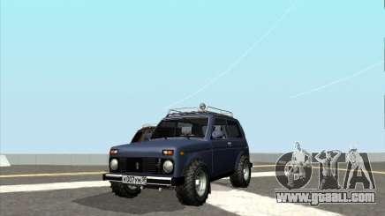 VAZ 21213 Offroad for GTA San Andreas