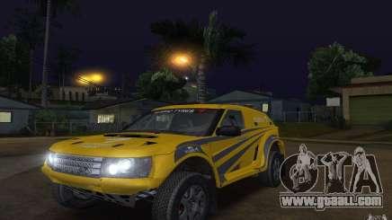 Bowler Nemesis for GTA San Andreas