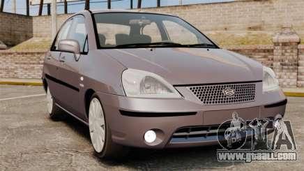 Suzuki Liana GLX 2002 for GTA 4