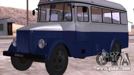 KAVZ 651A for GTA San Andreas