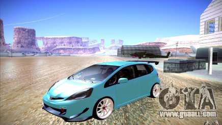 Honda Fit for GTA San Andreas