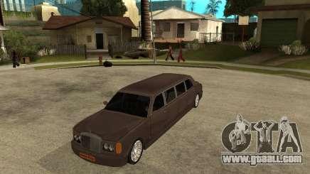 Rolls Royce Silver Seraph for GTA San Andreas
