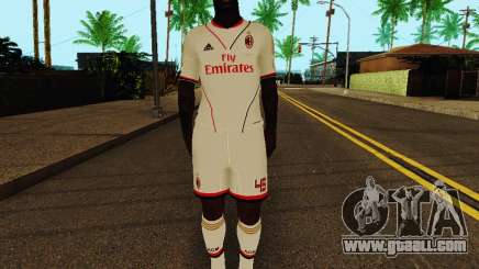 Mario Balotelli v2 for GTA San Andreas
