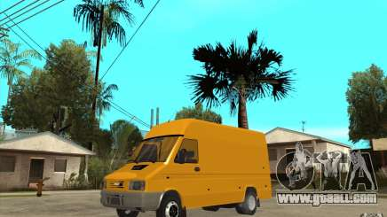 Iveco Turbo Daily for GTA San Andreas