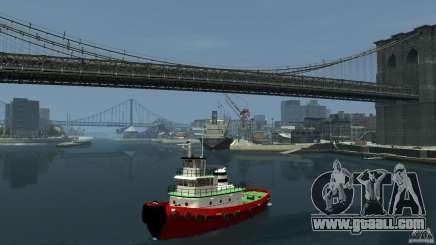 TUG Texture and Handling for GTA 4