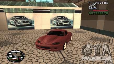 Mazda MX-5 Tuning for GTA San Andreas