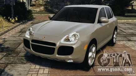 Porsche Cayenne Turbo 2003 for GTA 4