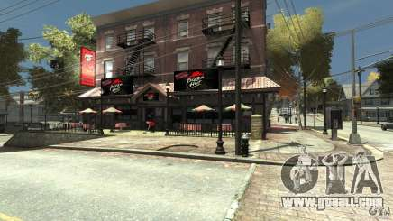 Pizza Hut for GTA 4