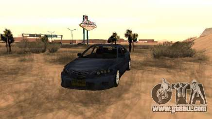Mazda 6 Sport for GTA San Andreas