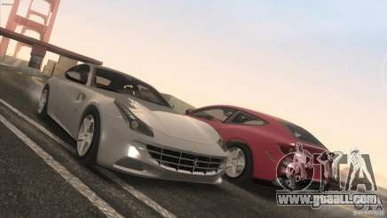 Ferrari FF 2011 V1.0 for GTA San Andreas