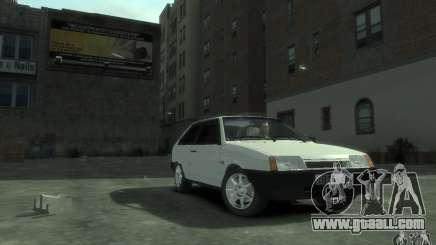 VAZ 21083i for GTA 4