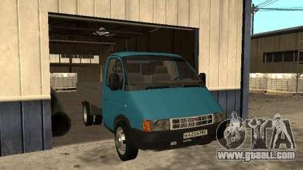GAZ 33021 for GTA San Andreas