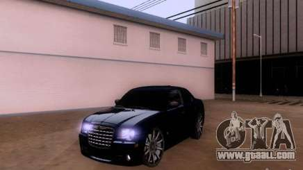 Chrysler 300 c SRT8 2007 for GTA San Andreas