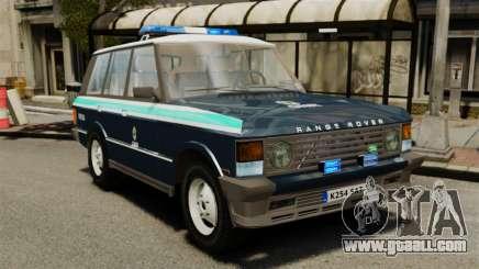 Range Rover Classic ELS for GTA 4