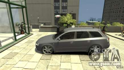 Audi A4 Avant beta for GTA 4