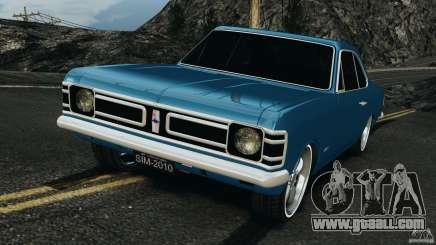 Chevrolet Opala Gran Luxo for GTA 4