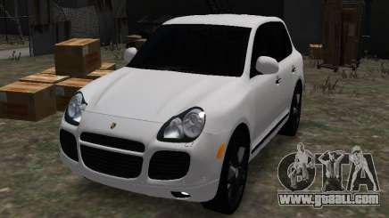 Porsche Cayenne Turbo 2003 v.2.0 for GTA 4