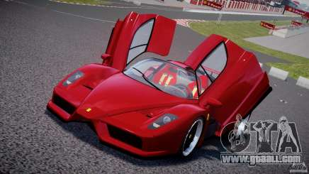 Ferrari Enzo for GTA 4