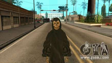 Death for GTA San Andreas