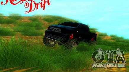 Toyota Tundra OFF Road Tuning for GTA San Andreas
