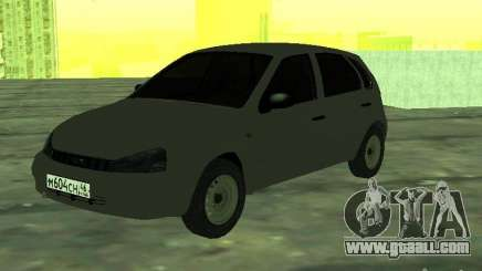 LADA 1119 Hatchback Kalina for GTA San Andreas
