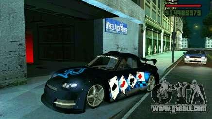 Mazda Miata Tunable for GTA San Andreas