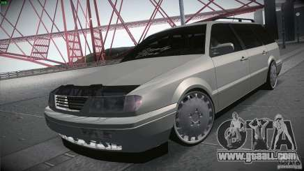 Volkswagen Passat B4 for GTA San Andreas