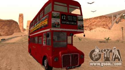 AEC RouteMaster RML for GTA San Andreas