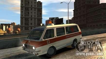 RAF 2203 Ambulance for GTA 4