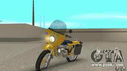 Ural STATE for GTA San Andreas