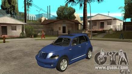 Chrysler PT Cruiser GT 2004 for GTA San Andreas