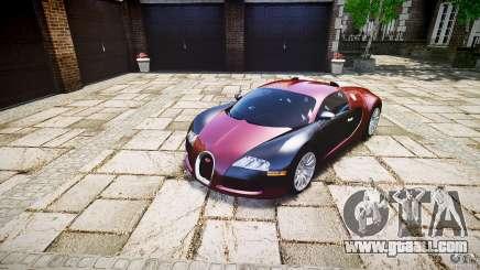 Bugatti Veyron 16.4 v3.0 2005 [EPM] Machiavelli for GTA 4