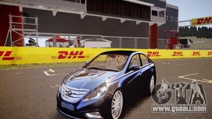 Hyundai Sonata 2011 for GTA 4