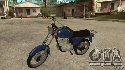Minsk v2.0 for GTA San Andreas