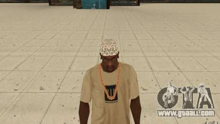 Bandana hellrider for GTA San Andreas