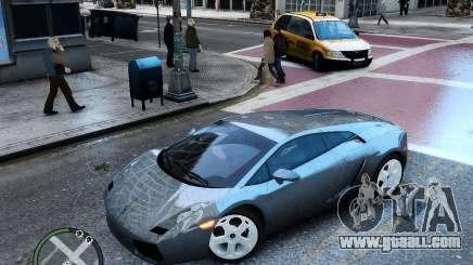 Lamborghini Gallardo 2005 for GTA 4
