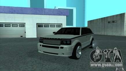 Huntley from GTA 4 for GTA San Andreas